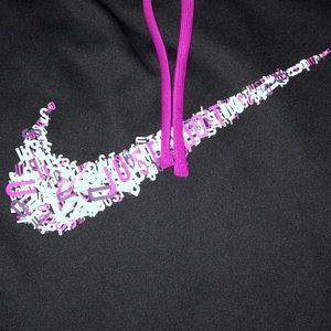 Nike women's hoodie size large